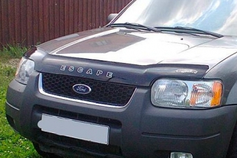 Дефлектор капота Ford Escape 2000-2007 vip