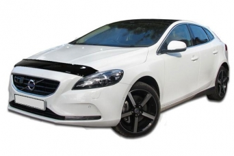 Дефлектор капота Volvo V40 Cross Country II 2012-