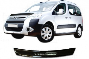 Дефлектор капота Citroen Berlingo 2008-2018 ca