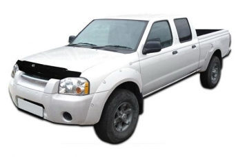 Дефлектор капота Nissan Frontier D22 2001-2005