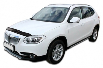 Дефлектор капота Brilliance V5 2011- ca