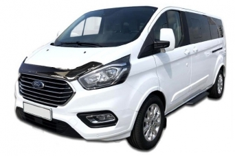 Дефлектор капота Ford Tourneo Custom I 2017- ca